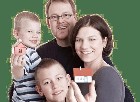Wenn Ihr altes Heim langsam zu klein für Ihre Familie wird …